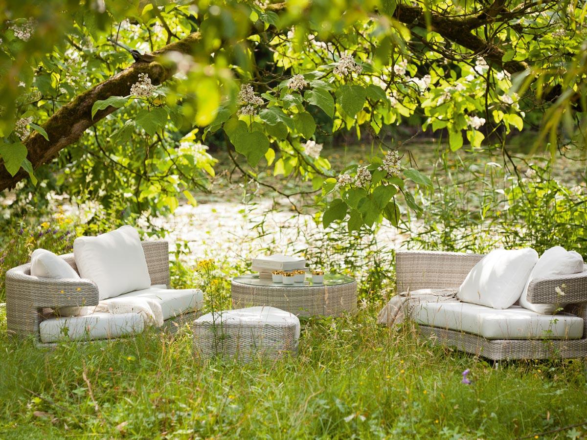 Globus Losheim Gartenmobel : Queens Garden Polyrattan und GeflechtGartenmöbel