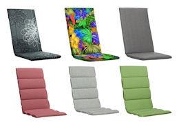 KETTtex® Exklusiv Auflagen für Stern® Gartenmöbel mit Reißverschluß