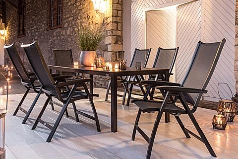kettler gartenm bel serien peter s e. Black Bedroom Furniture Sets. Home Design Ideas