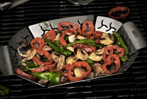 Vegan und vegetarisch grillen