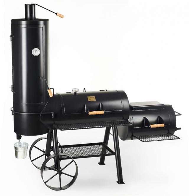 Joe's BBQ Smoker 16 Chuckwagon Orginal #1