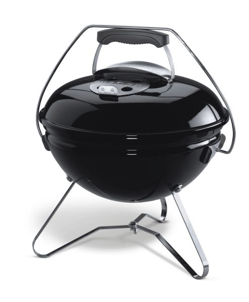 weber kugelgrill smokey joe kleinster mobiler gasgrill. Black Bedroom Furniture Sets. Home Design Ideas