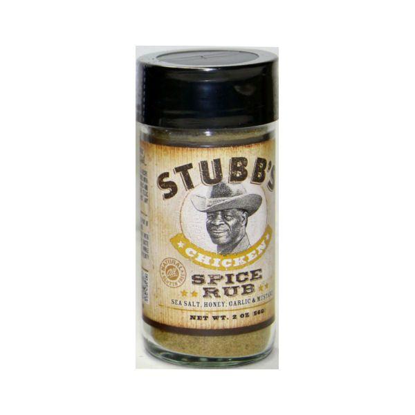 Stubbs BBQ Chicken Spice Rub 56g #1