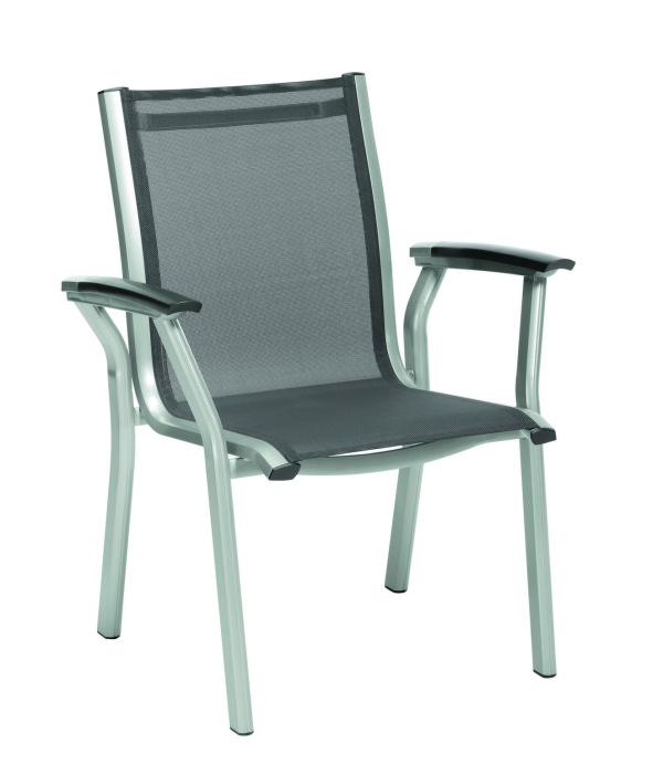 Avance Dining-Sessel silber/anthrazit leider ausverkauft - Peter Süße