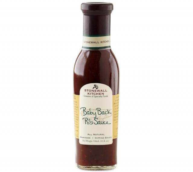 Stonewall Kitchen Baby Back Rib Sauce #1