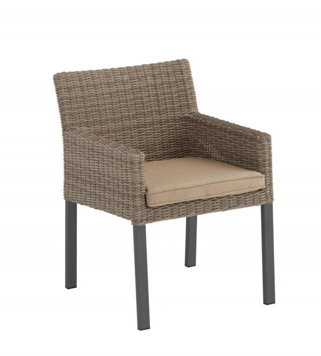Kettler Bretagne Plus Sessel mit Kissen #1