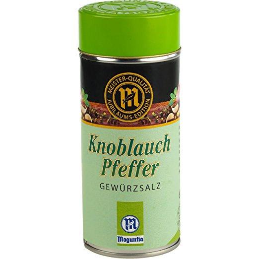 Mo.Knoblauch-Pfeffer Gewürzsalz #1
