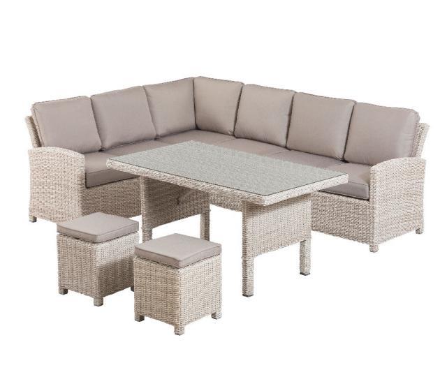 kettler marbella lounge dining set sand peter s e. Black Bedroom Furniture Sets. Home Design Ideas