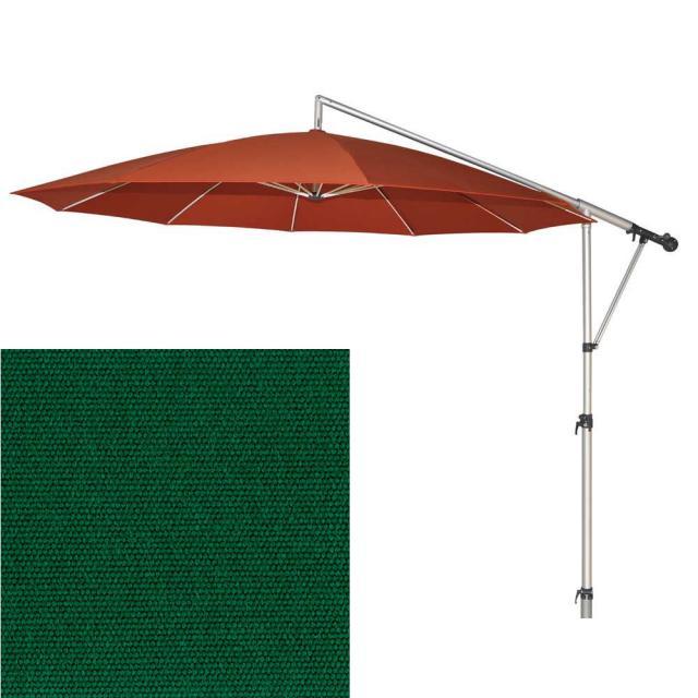 May Sonnenschirm Mezzo grün bis 330 cm Ø #1