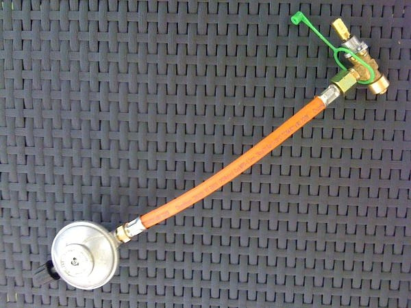 Weber Elektrogrill Ersatzteile Regler : Weber schlauch regler ventil q für gaskartusche peter süße