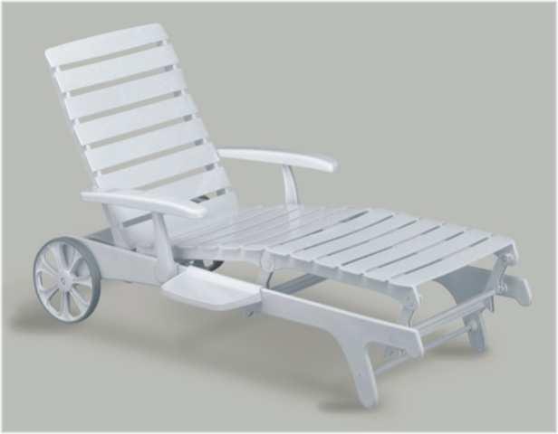 kettler armlehnen f r tiffany riva liege paar weiss peter s e. Black Bedroom Furniture Sets. Home Design Ideas