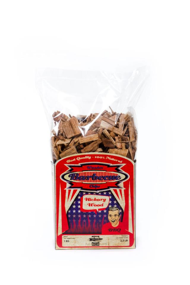 Axtschlag Wood Chips Hickory #1