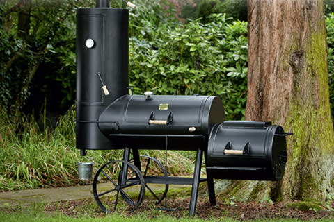 joe s bbq smoker g nstig kaufen original barbeque hier im shop. Black Bedroom Furniture Sets. Home Design Ideas