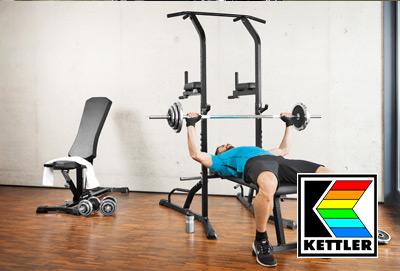 kettler trainingsb nke f r bauch r cken und muskelaufbau. Black Bedroom Furniture Sets. Home Design Ideas