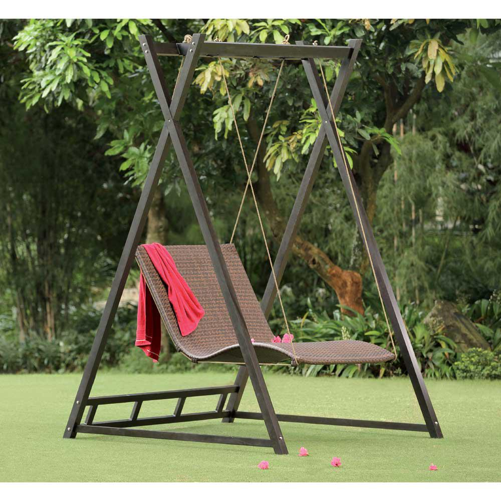 queens heavenswing schaukelgestell aluminium peter s e. Black Bedroom Furniture Sets. Home Design Ideas