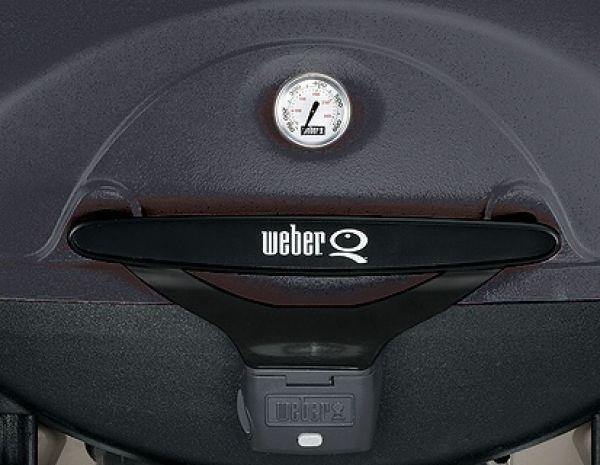Weber Elektrogrill Q 140 Bedienungsanleitung Deutsch : Weber q station black hitzeschutz und bratenrost peter süße