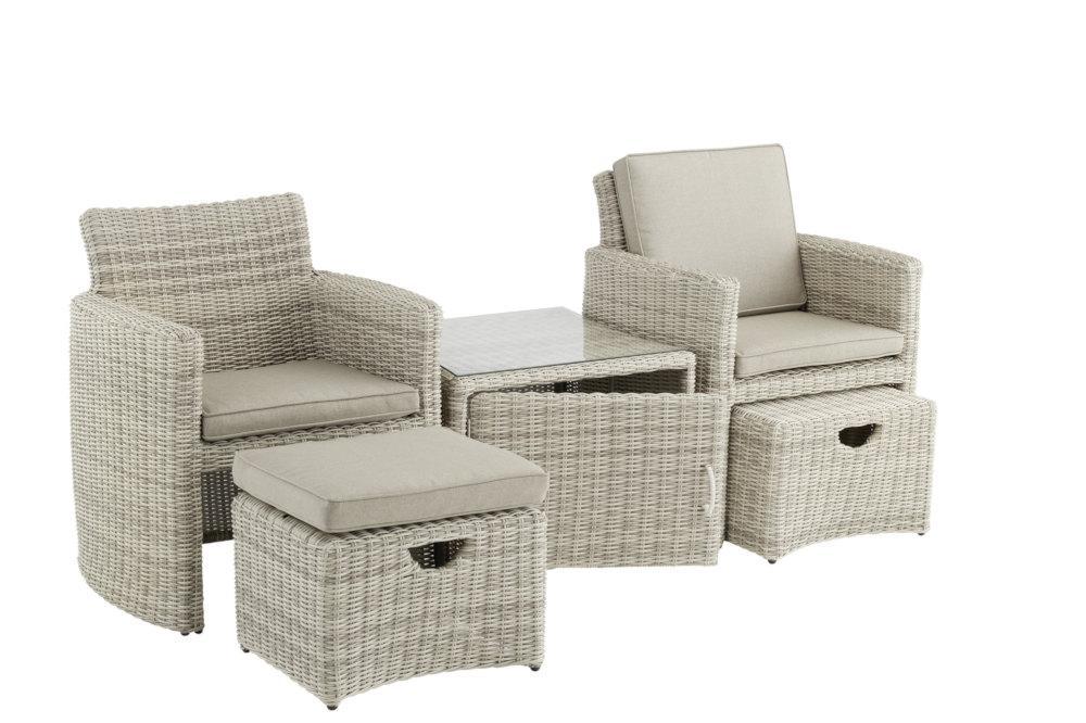 Kettler Loungemöbel und Geflechtmöbel für Ihren Garten