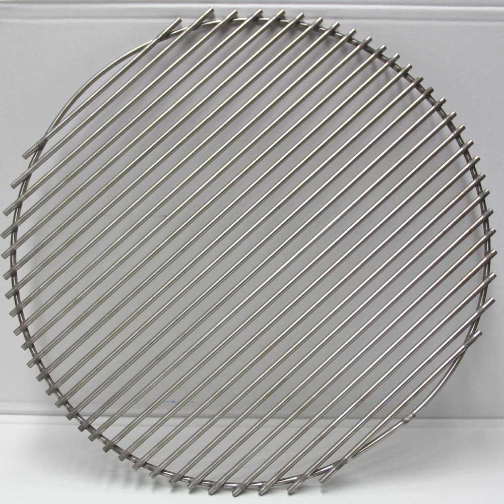 joe 39 s grillrost rund edelstahl f r 20 chuckwagon peter s e. Black Bedroom Furniture Sets. Home Design Ideas