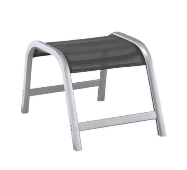 kettler forma hocker silber anthrazit peter s e. Black Bedroom Furniture Sets. Home Design Ideas