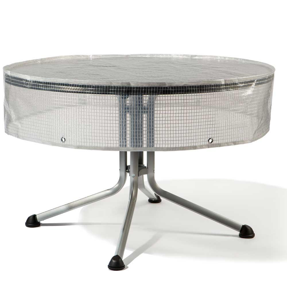 heinem tischhaube transparent rund peter s e. Black Bedroom Furniture Sets. Home Design Ideas