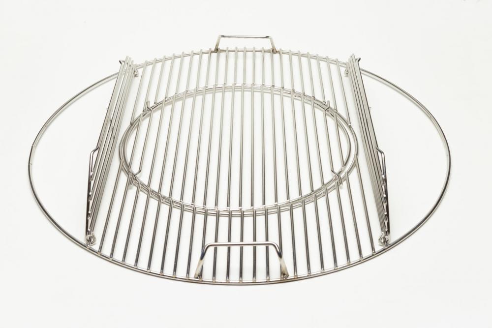 grillrost 18 8 edelstahl 57 cm kugelgrills von peter s e freizeit. Black Bedroom Furniture Sets. Home Design Ideas