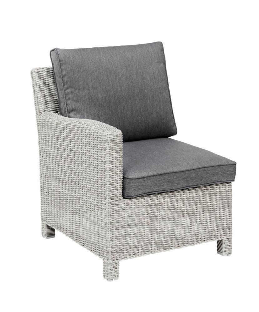 kettler palma modular white wash inklusiv kissen peter s e. Black Bedroom Furniture Sets. Home Design Ideas