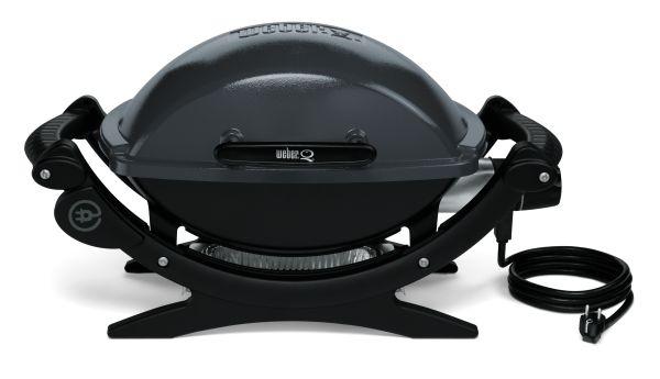 Weber Elektrogrill Q 2400 : Weber q 2400 elektrogrill dark grey ⇒ portofrei bestellen