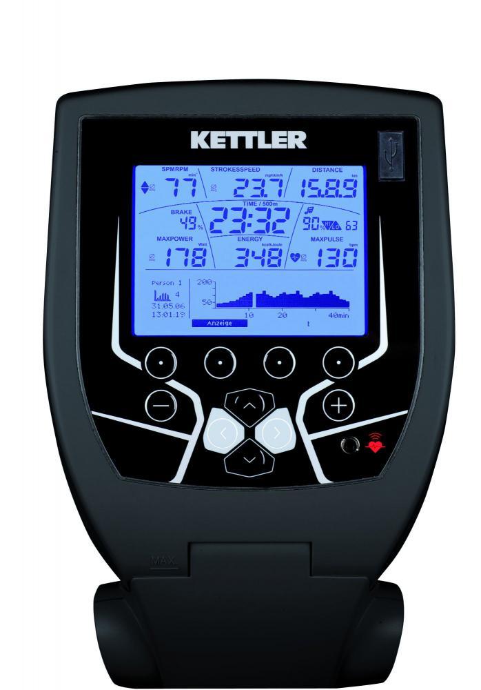 Kettler Ergometer RE 7 im Kettler Store by Peter Süße®