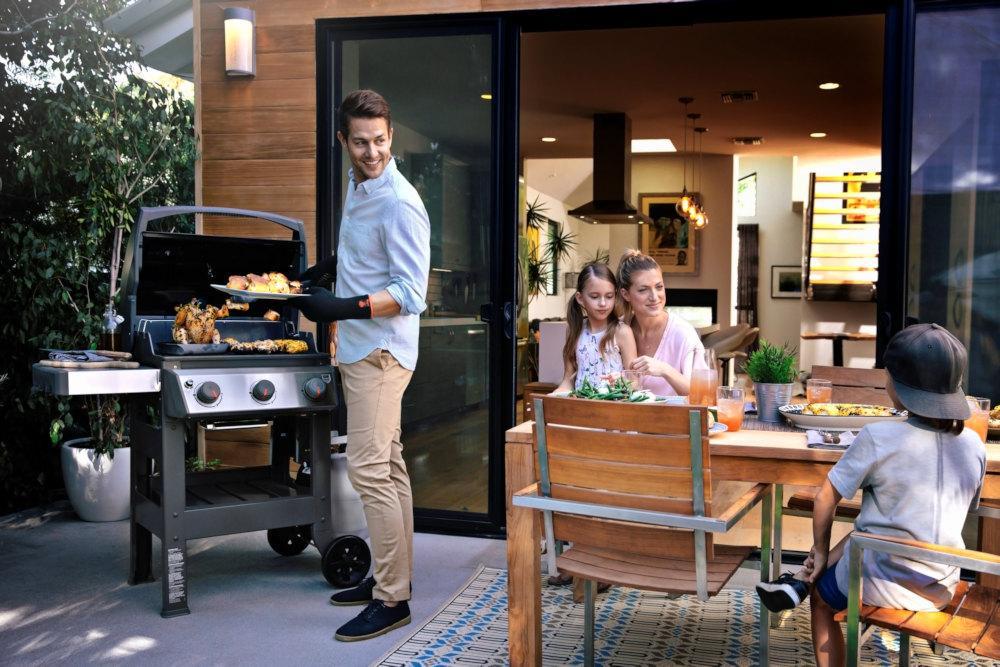 Weber Outdoor Küche Bedienungsanleitung : Es muss nicht immer weber sein u gasgrill activa crosby u camping