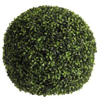 Buchsbaumkugel 43 cm grün