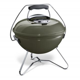 Weber Smokey Joe Premium, 37 cm, Smoke Grey