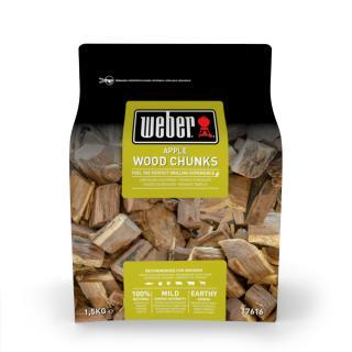 Weber Wood Chunks, Apfelholz