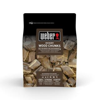 Weber Wood Chunks, Hickoryholz