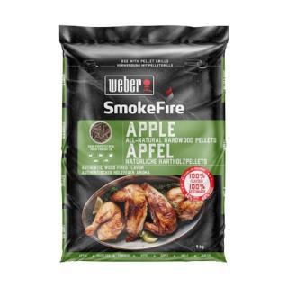Weber SmokeFire Holzpellets - Apfelholz