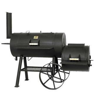 Joe's BBQ Smoker 20 Texas Classic Silver Edition