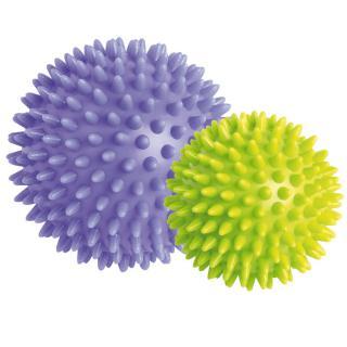 Kettler MASSAGEBÄLLE (2 Stck.) / grün-violett