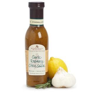 Stonewall Kitchen Galic Rosemary Citrus Sauce