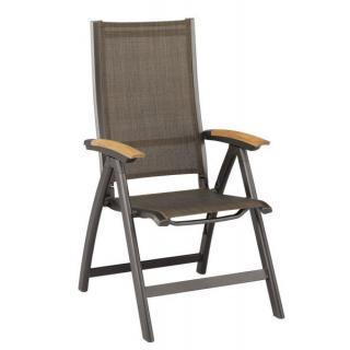 Avance Multipositions-Sessel anthrazit/bronze leider ausverkauft