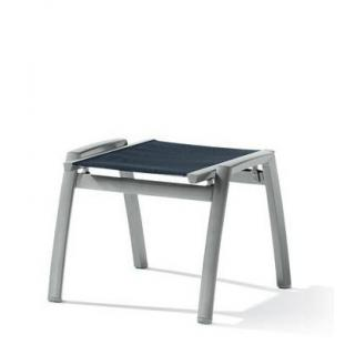 Trento Hocker graphit/grau