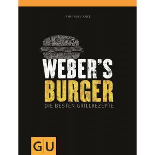 Webers Burger Die besten Grillrezepte 2018