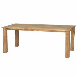 Almada Teak-Tisch 200x100 cm
