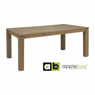 Apple Bee Oxford Teaktisch 170x100 cm