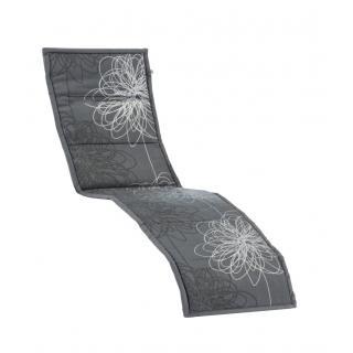 Kettler Lucca Auflagen Relaxliege 180x54x3cm