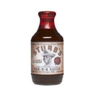 Stubbs BBQ Sauce Bourbon 510ml