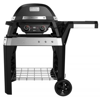Weber PULSE 2000 Rollwagen, Black