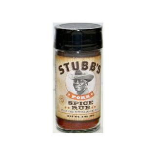 Stubbs BBQ Pork Spice Rub 56g