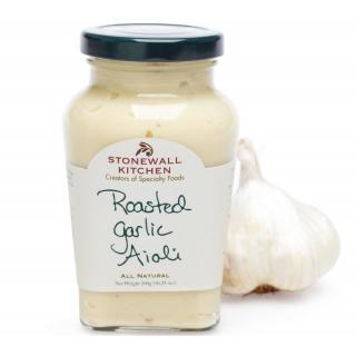 Stonewall Kitchen Roasted Garlic Aioli 290 gr.