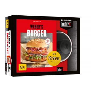 Weber's Burger Set