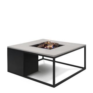 Cosiloft Loungetisch anthrazit Tischpl.grau