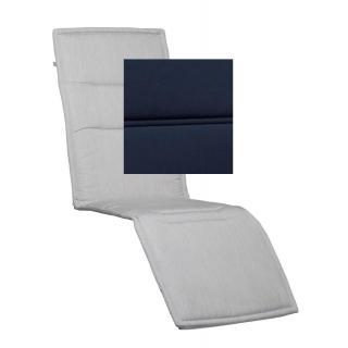 Kettler Lucca Auflage Relaxliege 180x54cm dunkelblau